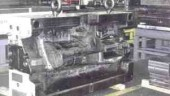One of Lamko's areas of specialty is large automotive molds, such as this mold for the Ford Escort instrument panel.