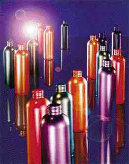 Iridescent effects from Clariant are available in 12 colors, including red, green, orange, purple, blue and yellow.
