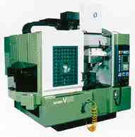 No more benchwork, says Makino, thanks to the superior surface finish of its V55 vertical machining centre.