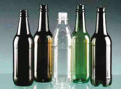Bestpet PET bottles feature vacuum-plasma sprayed silicon oxide coatings for enhanced barrier properties.