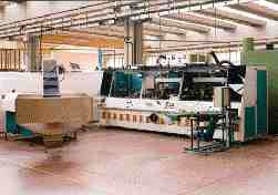 For decorating containers from a shuttle blow molding machine, Graphics International Group offers the OSMO Imprex screen printing machine.