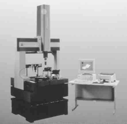 For users who need to perform both dimensional measurements and multi-point scanning, Brown & Sharpe offers the Chameleon coordinate measuring system.