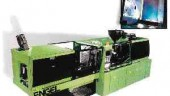 Engel calls its Electric Tiebarless the next logical step in the evolution of machine technology.
