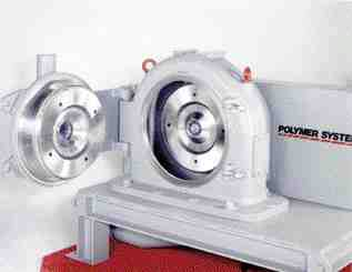 The AFS line of fine grinding mills from Hosokawa Polymer Systems are designed to produce fine powder particles for PE rotomolding and PVC for pipe and profile extruders.
