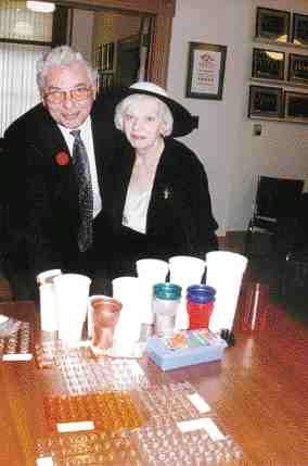 Ralph and Rena Walsh