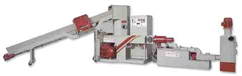 ARTEC offers turnkey systems for repelletizing and agglomeration.