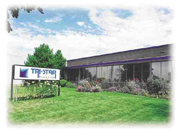 Approximately 50 percent of Tri-Star Plastics' business is automotive. It is looking for a new building to accomodate growth.