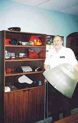 Pinnacle Mold has staked out a niche making molds for multi-component parts such as automotive tail-light lenses. President Ken Hedgewick says the expertise has helped them through the recession.