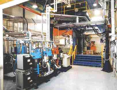 The long fibre injection (LFI) method of molding polyurethanes is the focus of development at two supplier's labs: Dow's Modeland Center in Sarnia, ON.