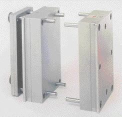 Mold inserts offer greater cavity and core surface areaA streamlined guided ejection system maximizes available insert core and cavity surface area in Master Unit Die Enhanced Series mold inserts. The new configuration also provides additional clamping surface area for faster, easier machining set-up.Enhanced Series mold inserts are compatible with the MUD Quick Change System U frame.D-M-E of Canada Ltd. 800-387-6600
