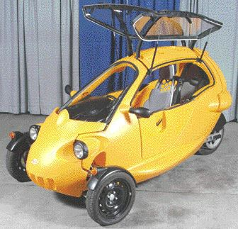 PRODUCT OF THE YEAR: SAM Car, Bonar Plastics Inc.