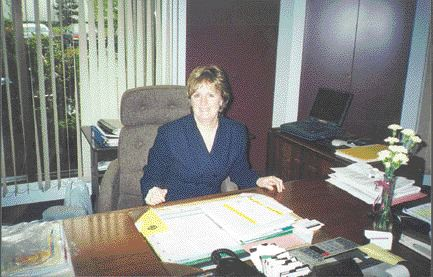 President Linda Simpson reports Western Concord Manufacturing has developed a new type of shrink wrap, and is working on other new products.