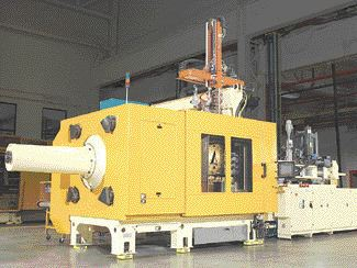 Husky has redesigned key elements of its thixomolding injection unit, including the barrel and hydraulic system, in order to make magnesium molding more reliable and cost-effective.