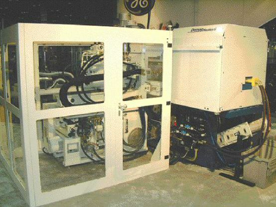 Van Dorn's Multi-plug is one option for entering the multi-component market.