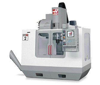 The tool changer in Hass Automation's VF-2SS vertical machining center is the fastest the company has ever built, taking less than 1.6 seconds to change tools.