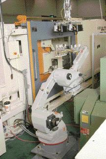 En-Plas Inc. ran a fully automated, all-electric work cell to produce tool caddies at Plast-Ex.
