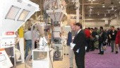Auxiliary equipment supplier Mould-tek Industries Inc. was among the 640 exhibiting companies at Plast-Ex.