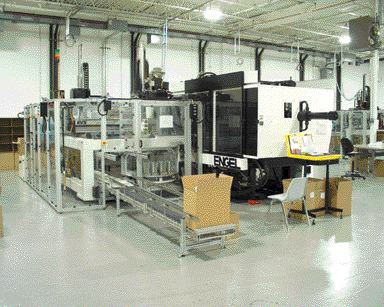 X-Melt is a new process involving the pre-compression of the melt to produce precision parts with ultra-thin wall sections