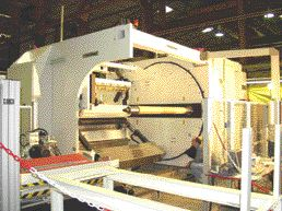 The Culisse winder, from Davis-Standard, is capable of in-line slitting to widths of 75 mm across a 3,000 mm web at speeds up to 600 m/min. The company has delivered 15 of the winders to customers in Europe and North America in the last 18 months.