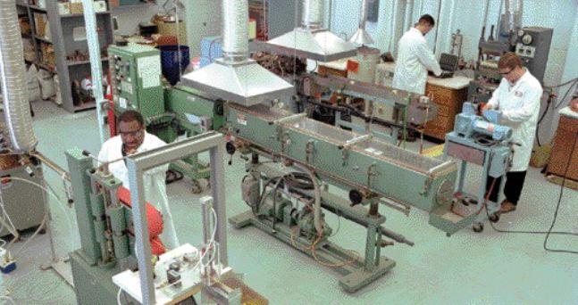 Photo credit: Bodycote Materials Testing Canada Inc.