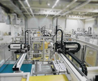 Automating a manufacturing process can not only increase manufacturing efficiency, it can also spur further efficiencies throughout the entire manufacturing process.