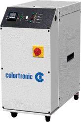 ECU Series water temperature control units from Colortronic North America Inc.