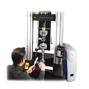 Enhanced material testing system