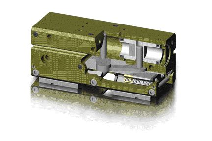 DPP Series of parallel grippers