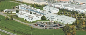 An aerial view National Research Council's Industrial Materials Institute in Boucherville, Que. Courtesy of NRC-IMI