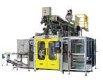 "Bekum America's BM-406D MPL machine, featuring a ""Multi-Parting Line"" mold."