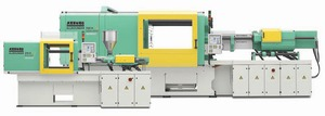 The Allrounder H (Hidrive) hybrid series from Arburg generate the high injection speeds required for thin-walled packaging and other applications.