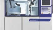 Wittmann Battenfeld's all-electric MicroPower micro-molder comes in five and 15 metric tons.