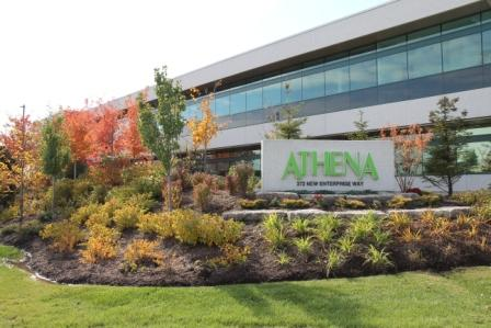 Athena Automation's Vaughan, Ont., headquarters.