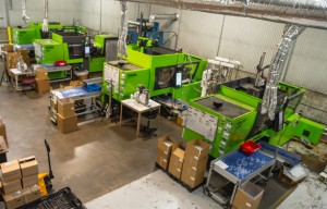 The MDS plant floor.