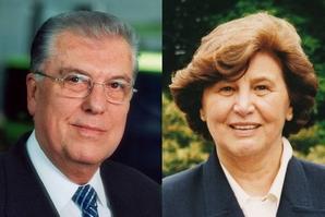 Georg and Irene Schwarz.