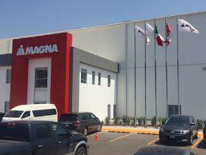 Magna announces the grand opening of new Mexico facility (PRNewsFoto/Magna International Inc.)