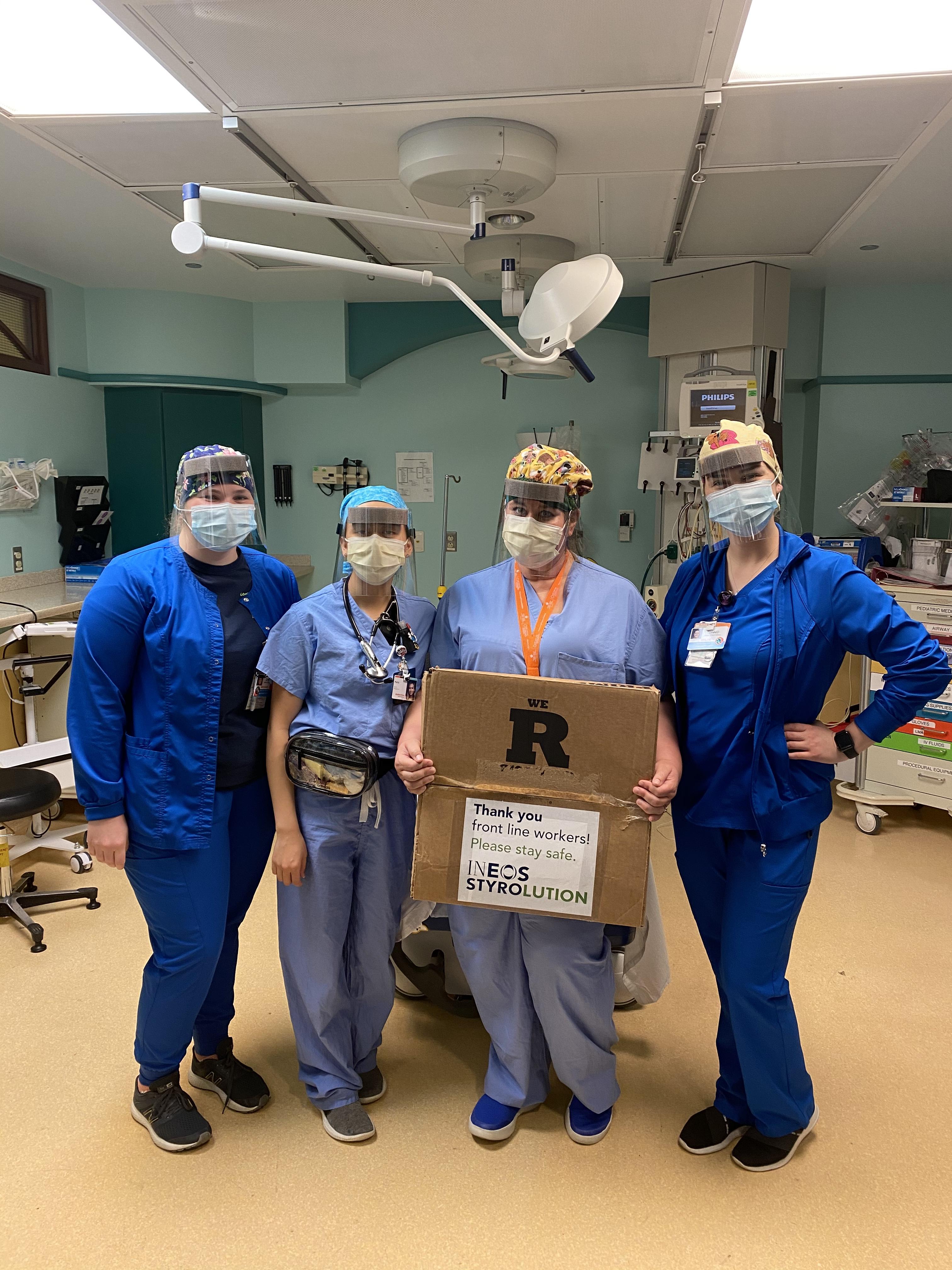 Hospital Emergency Room: Edward Hospital Emergency Room Nurses