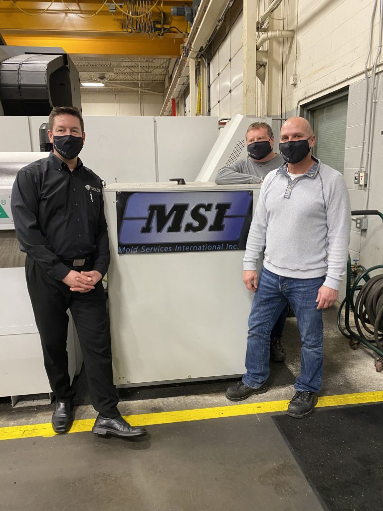 Cavalier Tool acquires neighbouring firm Mold Services International