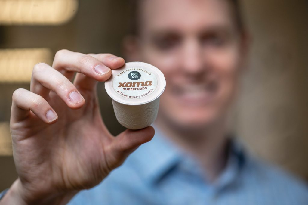 British Columbia scientists use new bioplastic to make fully compostable coffee pod